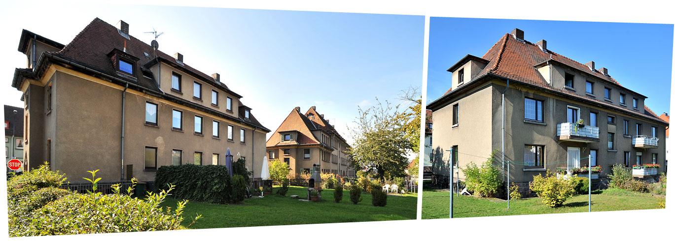 Geschichte - Gemeinnützige Wohnungsgenossenschaft Fulda eG